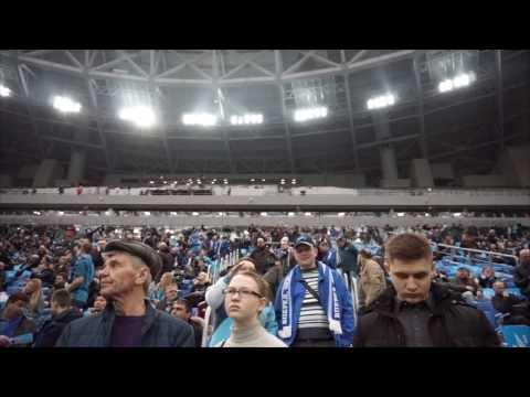 Новый стадион Санкт-Петербург. Зенит-Арена   Первое впечатление