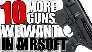 10 More Guns We Want In Airsoft - The SKS, The Ameli, The MPX, And More