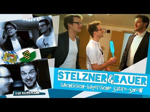 Der Reissmann beim Comedy-Duo Stelzner & Bauer