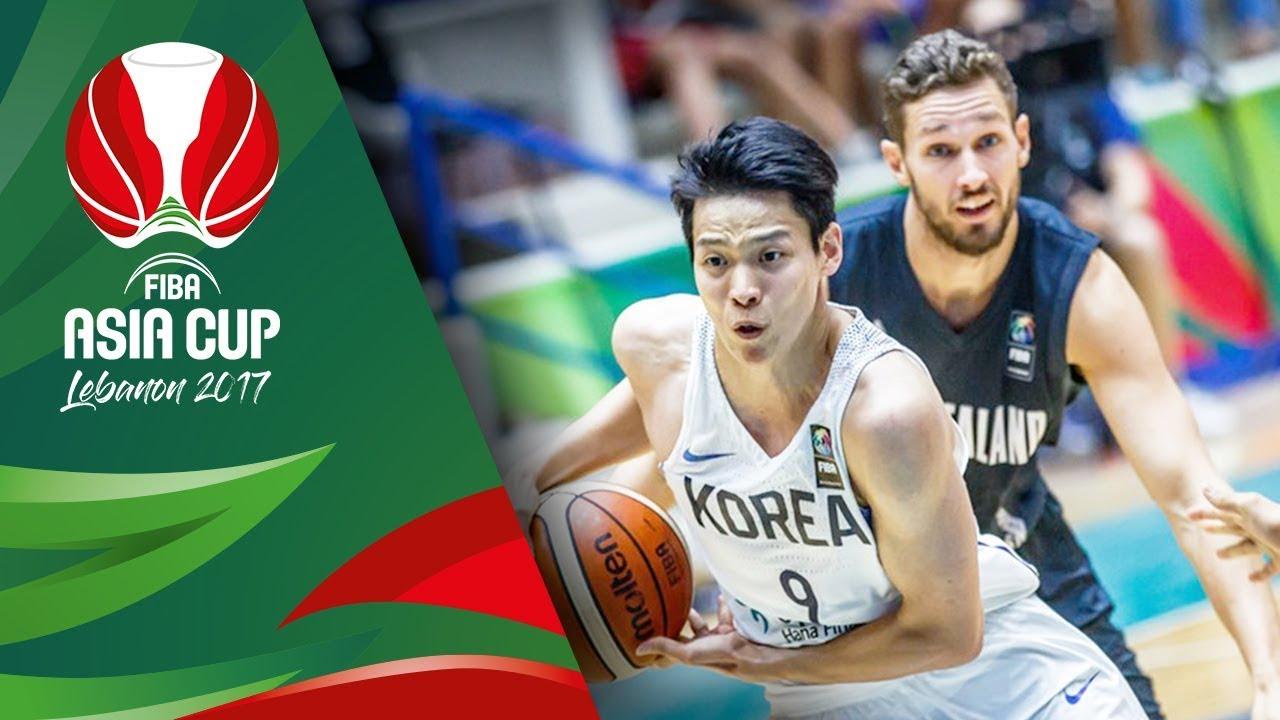 Korea v New Zealand - Full Game - 3rd Place