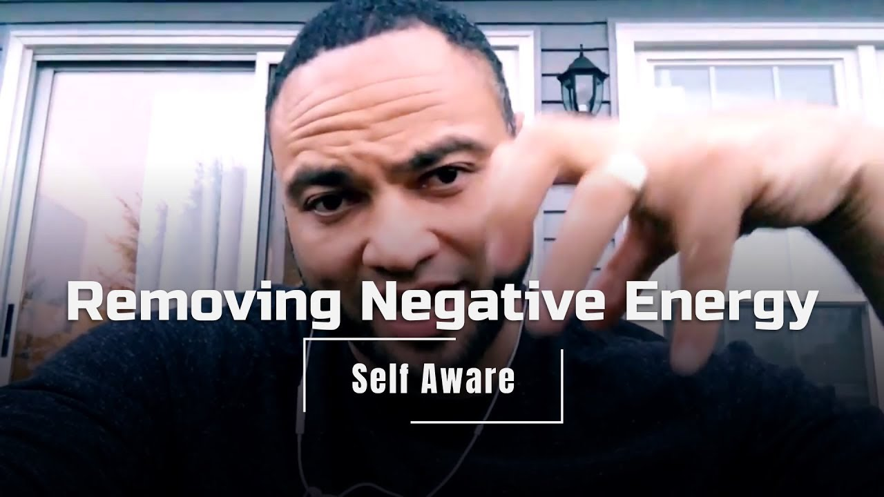How to Get Rid of Negative Energy From Another Person (INFJ Problems) |  Self Awareness Wins