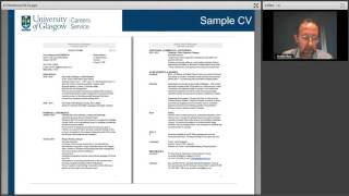 Tutorial - How to Write a CV
