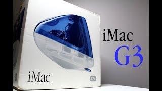 Apple iMac G3 Unboxing, Upgrade, and Review