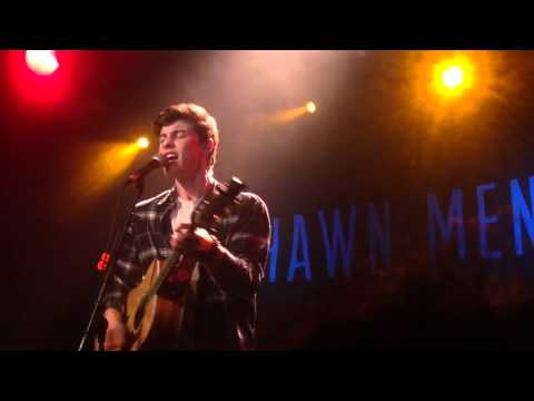 Shawn Mendes - Aftertaste (The Gararge, London 04/03/15)