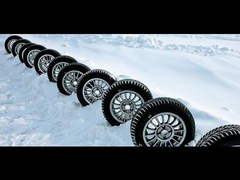 Как выбрать зимнюю резину для автомобиля и когда нужно менять резину на зимнюю