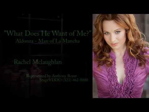 Man Of La Mancha - What Does He Want Of Me 2016