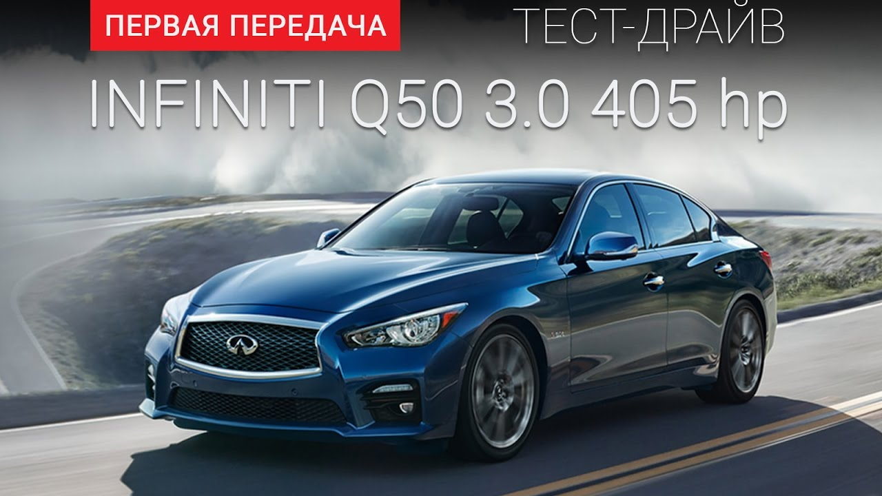 Welcome to infiniti roseville. Find your dream vehicle in our extensive new infiniti inventory. Profile of an infiniti q50 parked in a bright radial garage.