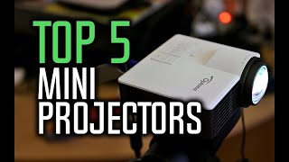 Best Mini Projectors in 2018 - Which Is The Best Mini Projector? | 10BestOnes