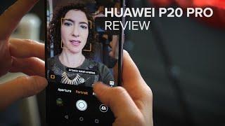 Huawei P20 Pro: 1 phone, 3 rear cameras