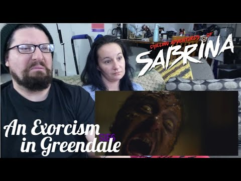 Chilling Adventures of Sabrina S1E6: An Exorcism in Greendale JKReacts
