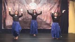 Flute music peacock dance in USA