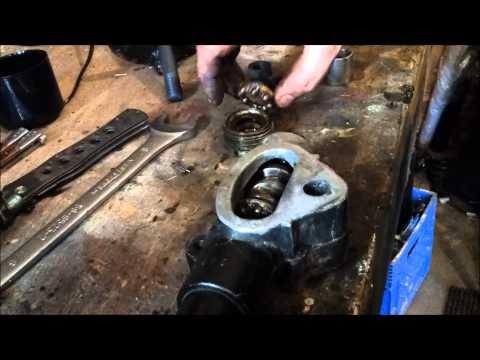 Ross Steering Rebuild For Cub Cadet , John Deere , Massey Ferguson , Ford LGT , Jacobsen