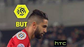 But Ryad BOUDEBOUZ (47' pen) / Girondins de Bordeaux - Montpellier Hérault SC (5-1) -  / 2016-17