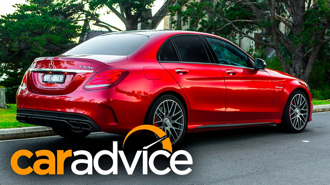 2016 mercedes amg c63 s review youtube. Black Bedroom Furniture Sets. Home Design Ideas
