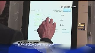 Chase Banks Planning Rollout of Card-Free ATMs