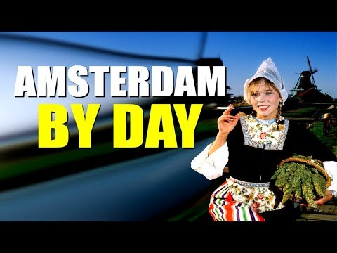 Amsterdam By Day | AWESOME Trip to Amsterdam | hip hop Dub Music