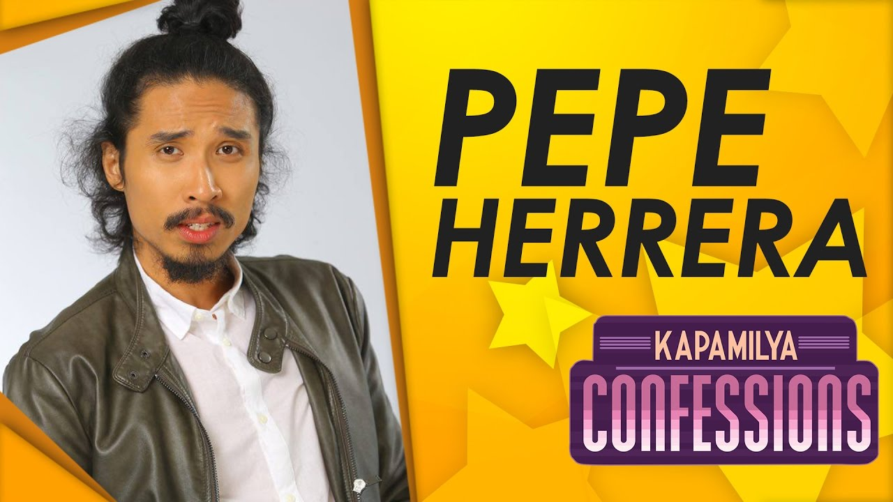 Kapamilya Confessions with Pepe Herrera | YouTube Mobile Livestream
