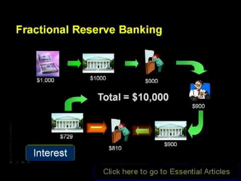 Crash Course: Chapter 7 - Money Creation by Chris Martenson