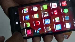 Karbonn Titanium Octane Mobile Unboxing Video