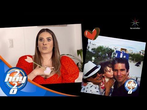 Galilea Montijo revela cómo es la relación con su esposo | Mi historia de amor | Hoy