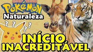 Pokemon Naturaleza (Hack Rom - GBA) - O Início Bizarro com Animais