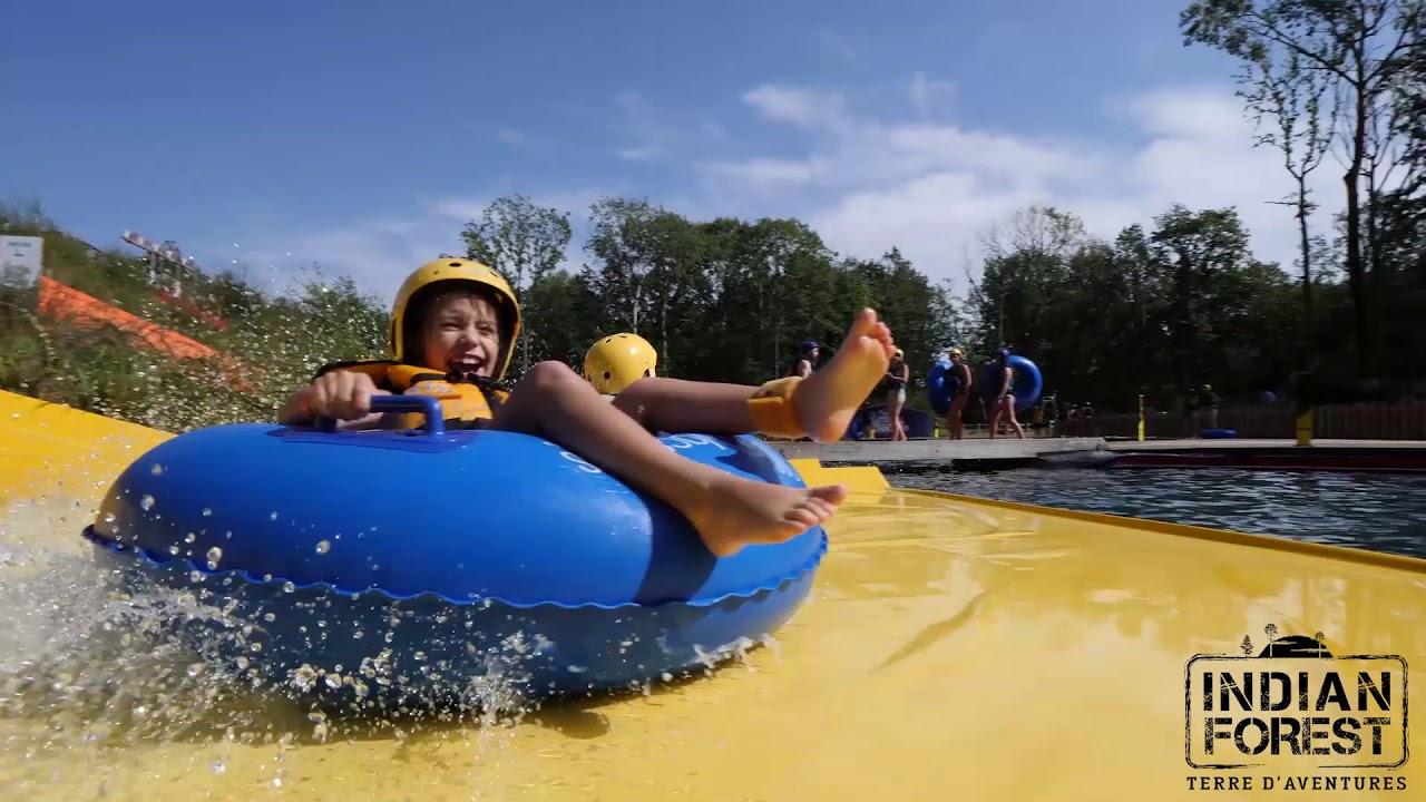 L'eau Jump Indian Water Forest Pour Vendée S'éclater En Dans yNw0vOm8n