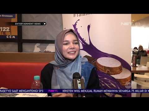Dewi Sandra Menyempatkan Diri Untuk Belajar Memasak Disela Kesibukan
