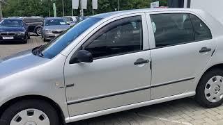 DasWeltAuto Székesfehérvar - Skoda Fabia