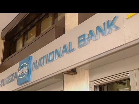 Greece's National Bank and Eurobank face nationalisation - economy