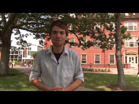 UPEI 2009 Canada Games Spotlight: Campus Tour