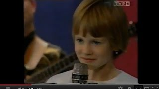 Sylwia Grzeszczak Od przedczkola do Opola 1995r.