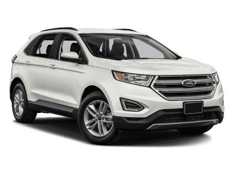2017 Ford Edge Anium White Platinum Metallic Tri Coat Quick Walk Around