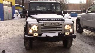 Land Rover Defender - EGR, Чип-Тюнинг, Турбина