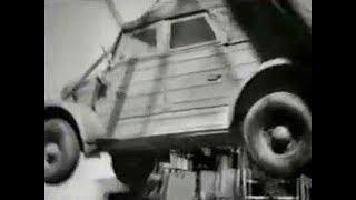 Volkswagen Kübelwagen Unloading in North Africa for Rommel during WW2