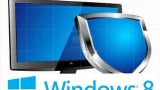 как отключить антивирус на Windows 8 или 8.1