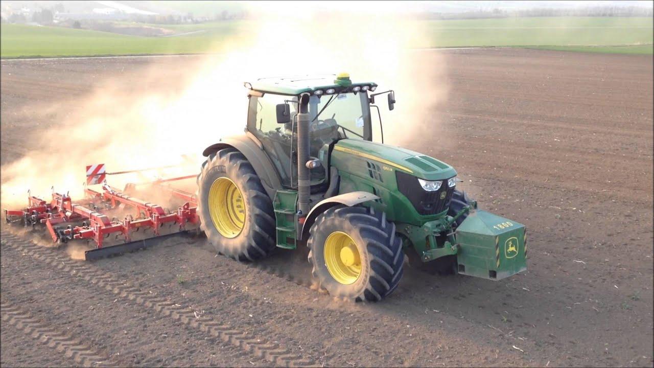 Used John Deere 6150R - tractorpool co uk