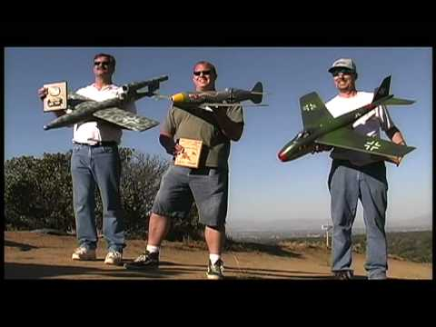 PSS Masters R/C Slope Soaring Preview Trailer