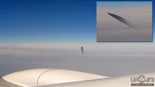 OVNI vuela cerca de un avión comercial en Turquía