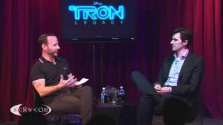 TRON: Legacy Soundtrack - KCRW's Jason Bentley With Director Joseph Kosinski (part 4)