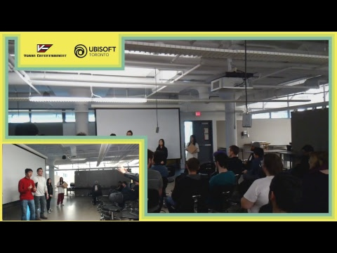 Global Game Jam 2018 @ Humber College Toronto Ontario