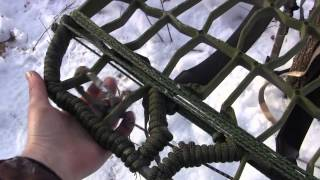 Lone Wolf Tree Stand and Stick Modifications