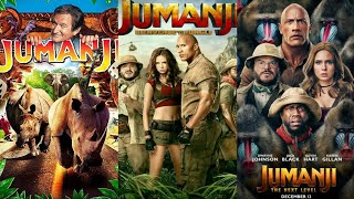 #jumanji #tamildubbed#hollywood JUMANJI 1to3 full movies