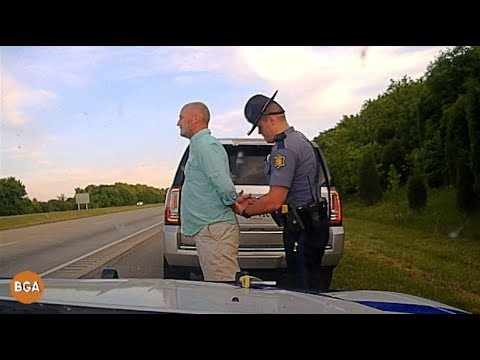 Asa Hutchinson's III 4th DWI Arrest - Part 1