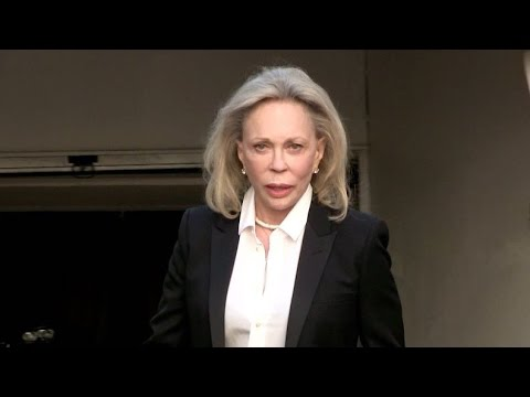 EXCLUSIVE: Faye Dunaway at the Majestic hotel in Cannes