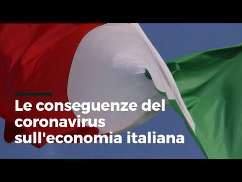 Coronavirus ed economia italiana: le conseguenze del virus su PIL, export e mercati