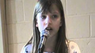 GEORGY GIRL 10 year old sings pop song 1966 The Seekers Judith Durham