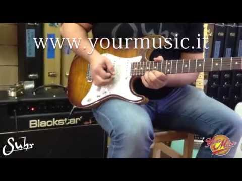 Suhr Guitars Collection - YourMusic Roma