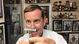 DOC, Stainless Evolution Razor, from Phoenix Artisan Accoutrements. 1st use & opinion.