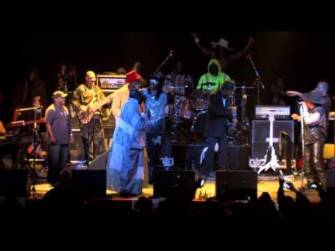 George Clinton & Parliament Funkadelic LIVE : Bootsy (2.3.12 Cincinnati, OH)