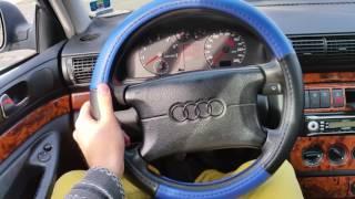 Обзор Аudi А4 1.6 101лс за 450€ в Германии
